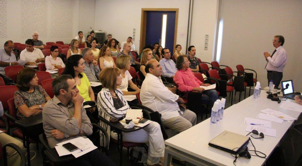 Παρουσίαση Ελληνικού Ηλεκτρονικού Συστήματος έκδοσης οικοδομικών αδειών (οι παρουσιάσεις)