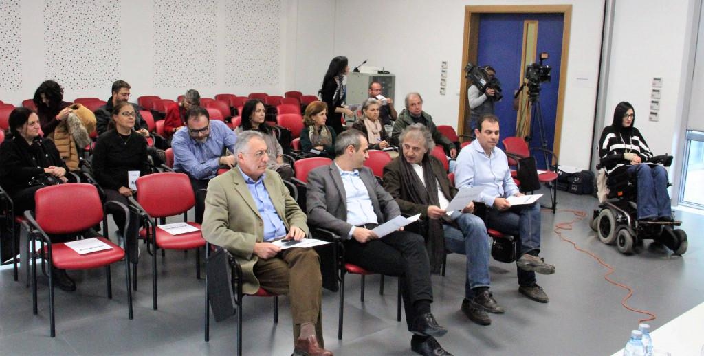 Εκδήλωση ΕΤΕΚ - ΟΠΑΚ «Δράση για μια Κύπρο προσβάσιμη για όλους» - Υπογραφή πρωτοκόλλου συνεργασίας ΕΤΕΚ-ΟΠΑΚ