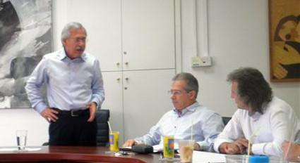 Συνάντηση Υπουργού Εσωτερικών με το ΕΤΕΚ